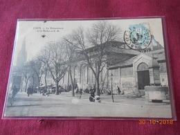 CPA - Caen - La Poissonnerie Et Les Halles - Caen