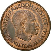 Monnaie, Sierra Leone, Cent, 1964, British Royal Mint, TB+, Bronze, KM:17 - Sierra Leone