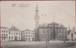 Lier Lierre L'Hotel De Ville Gemeentehuis Kempen (In Zeer Goede Staat) 1920 - Lier