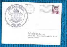 USA Cover US Navy / USS  Annapolis SSN-760 - Etats-Unis
