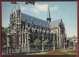 BE.- Eglise Notre Dame Du Sablon. O.L. Vrouw Van Zavelkerk. - Chili