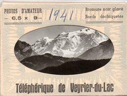 CARNET DE VEYRIER DU LAC - Veyrier