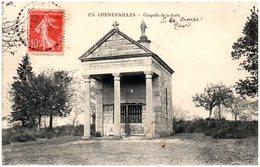 23 CHENERAILLES - Chapelle De La Foret - Chenerailles