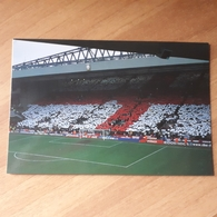 Liverpool Anfield Road 5278 Cartolina Stadio Stadium Postcard Stadion CP Stade Estadio  (The Homes Of Football) - Calcio