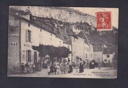 Marcilhac Sur Cele (46) La Grande Rue ( Animée Hotel Photo Lala) - Autres Communes