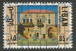 Lebanon - 1978 House O/print 85pi  MNH **    Mi 1276  Sc C780 - Lebanon