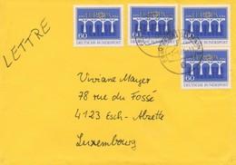 EU208   1984 EUROPA  Allemagne TTB - 1984