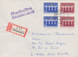 EU210   1984 EUROPA  Allemagne TTB - 1984
