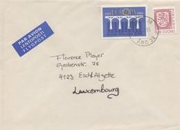 EU211   1984 EUROPA  Finlande TTB - Europa-CEPT