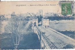CPA - LE QUESNOY Entrée De La Ville Par La Porte Fauroeulx - Le Quesnoy