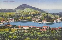 Croatia Dubrovnik Ragusa 1936 / Gruz S Lapadom / Gravosa / Purger 12561 - Croatie