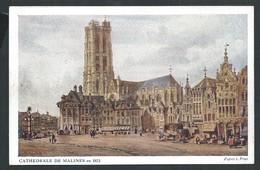 +++ CPA - MALINES  MECHELEN - Cathédrale  // - Mechelen