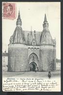 +++ CPA - MALINES  MECHELEN - Vieille Porte De Bruxelles  // - Mechelen