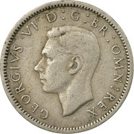Monnaie, Grande-Bretagne, George VI, 6 Pence, 1948, TB+, Copper-nickel, KM:862 - 1902-1971 : Monnaies Post-Victoriennes