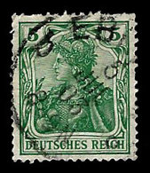 Germany 1902, Scott, 67,Deutsches Reich,  Germania Series. 5pf,  Used,NH - Germany