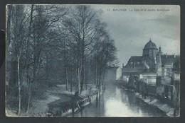 +++ CPA - MALINES  MECHELEN - La Dyle Et Le Jardin Botanique - SBP   // - Mechelen