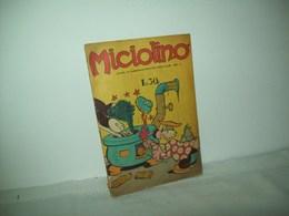 Miciolino (Ed. Flaminia 1960) N. 23 - Humor