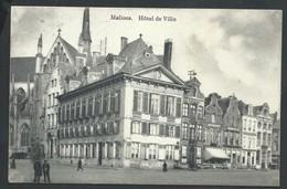 +++ CPA - MALINES  MECHELEN - Hôtel De Ville   // - Mechelen