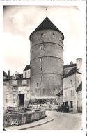 SEMUR EN AUXOIS. CPSM (9X14) Le Donjon - Semur