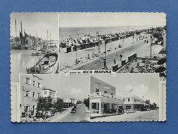 Cartolina Igea Marina - Varie Vedute - 1957 - Rimini