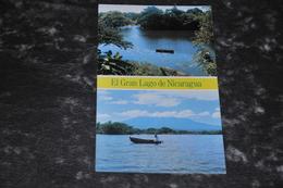 3914  EL GRAN LAGO DE NICARAGUA - Nicaragua
