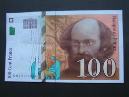 100 Francs Cézanne 1998  **** EN ACHAT IMMEDIAT ***** - 1992-2000 Dernière Gamme