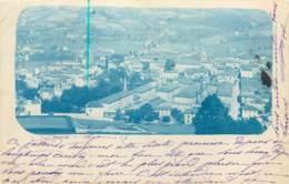 69 - COURS LA VILLE - Carte Photo Prise En 1903 - Cours-la-Ville