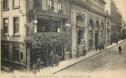 80 AMIENS RUE DES TROIS-CAILLOUX CAFE DUFOURMANTELLE LL - Amiens