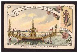 Chocolat Du Planteur Epicerie CARDAYRE  CARPENTRAS  ( Navire) - Chocolate