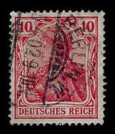 Germany 1902, Scott, 68,Deutsches Reich, 10pf. Berlin Cancel, Used,LH - Germany