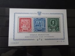 Polen Michel Block 9 Postfriusch BIE (6547) - Blocks & Kleinbögen