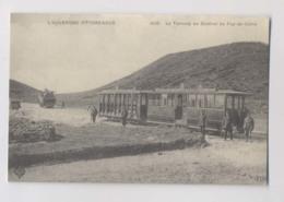 Le TRAMWAY Au Sommet Du Puy De Dôme - Animée - Reproduction De CPA - Tramways