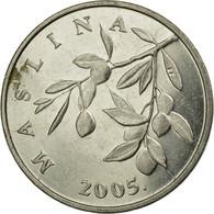 Monnaie, Croatie, 20 Lipa, 2005, TTB, Nickel Plated Steel, KM:7 - Croatie
