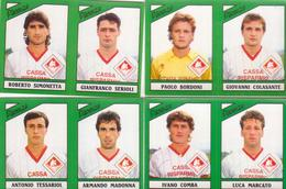 °°° Figurine Calciatori Piacenza1987/88 N.443-444-447-448 °°° - Altre Collezioni