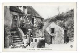 GARGILESSE  (cpa 36)  Vieille Maison Berrichonne    -  L 1 - France