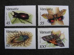 VANUATU: TB  Série N° 784 Au N° 787, Neufs XX. - Vanuatu (1980-...)