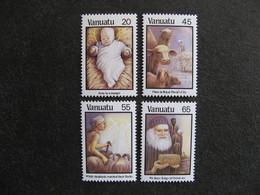 VANUATU: TB  Série N° 788 Au N° 791, Neufs XX. - Vanuatu (1980-...)