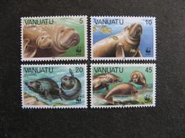 VANUATU: Série N° 797 Au N° 800, Neufs XX. - Vanuatu (1980-...)