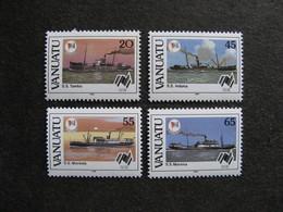 VANUATU: Série N° 801 Au N° 804, Neufs XX. - Vanuatu (1980-...)