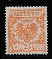 Allemagne N°49 - Neuf * Avec Charnière - TB - Alemania