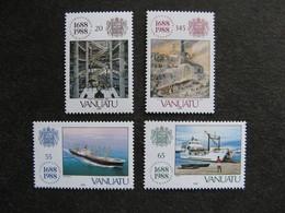 VANUATU: Série N° 810 Au N° 813, Neufs XX. - Vanuatu (1980-...)