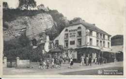 Remouchamps - Hôtel De La Grotte - Circulé - Animée - TBE - Aywaille - Aywaille
