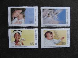 VANUATU: Série N° 818 Au N° 821, Neufs XX. - Vanuatu (1980-...)