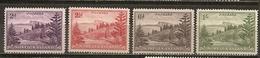 Norfolk Islands 1947 Vue View Ball Bay M * - Isla Norfolk