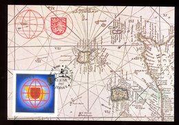 Jersey - Carte Maximum 1983 - Carte De Jersey - N45 - Jersey