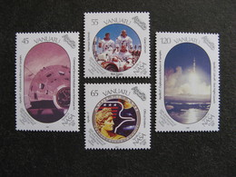 VANUATU: Série N° 832 Au N° 835, Neufs XX. - Vanuatu (1980-...)