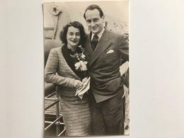 AK Foto Louis Ferdinand Von Preussen Preußen (sohn Kronprinz Wilhelm) Mit Frau Kira Kirillovna Von Russland - Royal Families