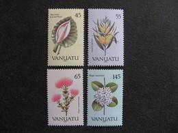 VANUATU: Série N° 838 Au N° 841, Neufs XX. - Vanuatu (1980-...)