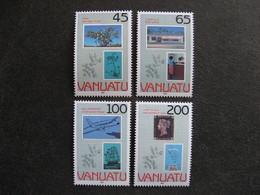 VANUATU: Série N° 842 Au N° 845, Neufs XX. - Vanuatu (1980-...)