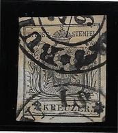 Autriche N°2 - Oblitéré - TB - Used Stamps